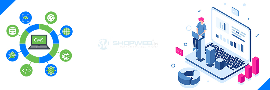 Development Of Cms Website To Manage Your Website Successfully | Shopweb